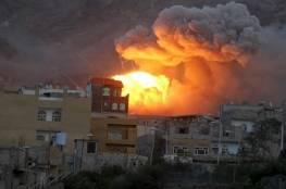 التحالف يكثف من غاراته و استمرار المعارك في المخا باليمن