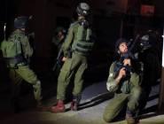 عمليات دهم و اعتقالات للاحتلال بالضفة المحتلة