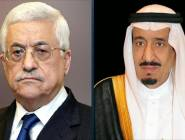 الزعيم الفلسطيني يطلع الملك سلمان على اتفاق المصالحة