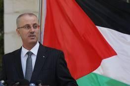الحمد الله :  نقل السفارة الى القدس سيؤدي الى انفجار المنطقة بأكملها