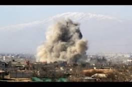 سوريا:طائرات روسية تكثف غاراتها على إدلب وريف حلب