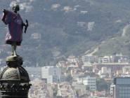 برشلونة تتخذ خطوة غير مسبوقة عالميا حيال السائحين