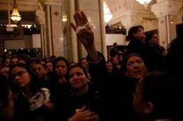 تنظيم داعش الإرهابي يتبنى الهجوم على كنيسة مارمينا في حلوان