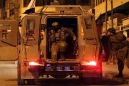 اعتقال 10 مواطنين فجرًا