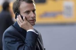 ماكرون يؤكد في اتصال هاتفي مع الملك سلمان على ضرورة مواجهة إيران
