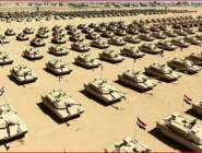 مصر تفتتح أكبر القواعد العسكرية في الشرق الأوسط وأفريقيا