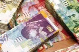 أسعار العملات مقابل الشيقل لهذا اليوم