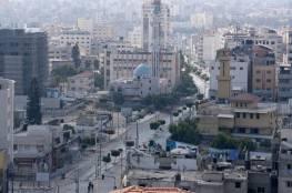 مليونان و254 ألف نسمة سكان قطاع غزة حتى نهاية 2020