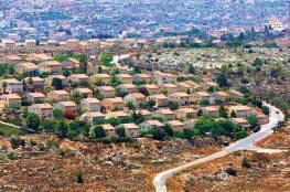 مساحة المستوطنات ازدادت بنسبة 156% ولا حاجة لبناء مستوطنات جديدة