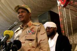 السودان : حميدتي يتحدث عن امتلاكهم «تفويضاً» شعبياً لتشكيل حكومة تكنوقراط