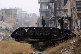سوريا:خروج آخر المسلحين والمدنيين من أحياء حلب الشرقية خلال ساعات