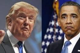 أمريكا : ترامب يخطئ مجدداً: هجوم على أوباما بسبب سجناء بغوانتانامو أطلقهم بوش