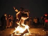 قتلى وإصابات بالمئات في احتفال إيران بـ«مهرجان النار»
