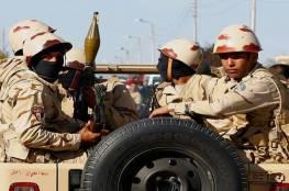 """القاهرة تبلغ """"تل أبيب"""" نيتها بدء هجوم واسع قرب """"المثلث الحدودي"""""""