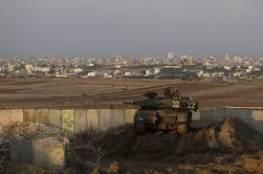فلسطين : اصابة 3 جنود في انفجار عبوة على حدود غزة والاحتلال يرد بالمدفعية