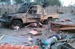 مصرع 20 جنديا يمنيا على الاقل بانفجار عبوة ناسفة داخل معسكر في عدن