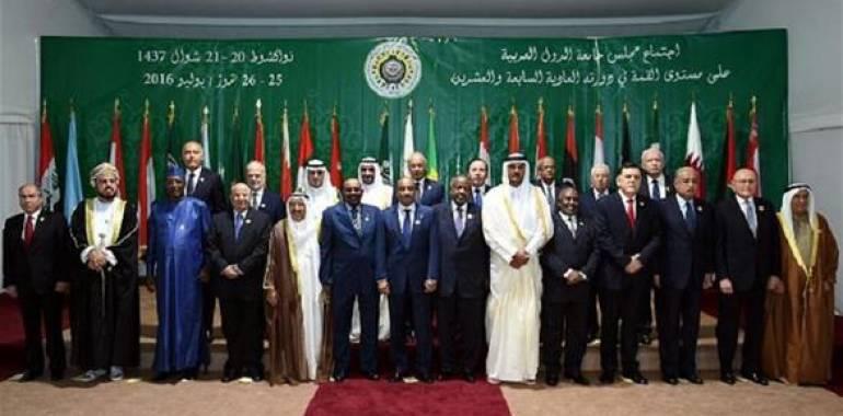 """اختتام القمة العربية بـ """"إعلان نواكشوط"""".. والقمة القادمة في اليمن"""