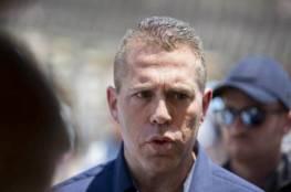 فلسطين : وزير أمن الإحتلال «الإسرائيلي»: تنفيذ عملية عسكرية ضد قطاع غزة قريبًا
