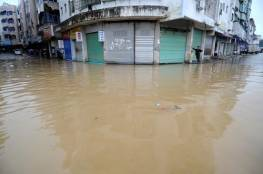 في ريف حلب.....غرق 4 مدنيين نتيجة الفيضانات
