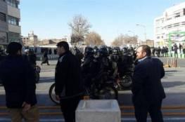 طهران : الحكومة الايرانية تأمر مواطنيها عدم المشاركة في المظاهرات