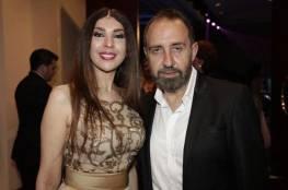 وسام الأمير يفجع بوفاة زوجته الراقصة ناريمان عبود