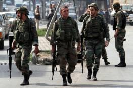 """في هجوم على """"مركز"""" للجيش اللبناني مصرع جنديين"""
