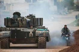 غارات جوية روسية وسورية مكثفة تودي بحياة العشرات في درعا وتوقف المستشفى الميداني