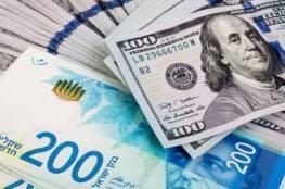 اسعار العملات مقابل الشيكل لليوم الخميس