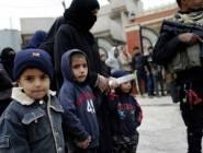 داعش يهدد بتصفية ٣٥٠ ألف طفل غرب الموصل ..والفرار ليس خياراً مطروحاً