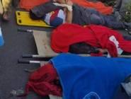محافظ جنين يعلن الحداد ثلاثة أيام على ضحايا حادث السير الخمسة