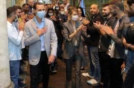 سوريا.. شفاء بشار الأسد وزوجته من كورونا