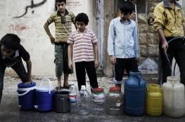"""دمشق:""""حرب المياه"""" تشتعل"""