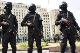 تنفيذ حكم الإعدام بضابط شرطة....بمصر
