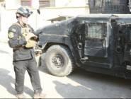الموصل :جنودأمريكان بزي الجيش العراقي