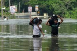 مصرع 151 شخصا بسبب الانهيارات في سريلانكا