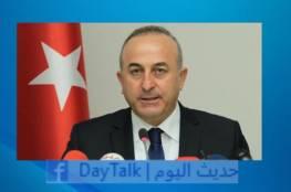 تركيا: الحكومة السورية لا زالت تمتلك أسلحة حربية كيماوية