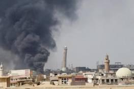 الجيش العراقي يسيطر على الجامع النوري الكبير في مدينة الموصل