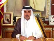 أول تعليق خليجي على خطاب أمير قطر