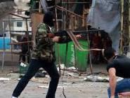 لبنان : مقتل فلسطيني وإصابة آخرين في اشتباكات مسلحة بمخيم شاتيلا...فيديو