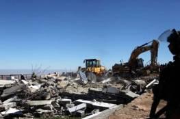 """فلسطين : محكمة الاحتلال تمدد وقف هدم """"الخان الأحمر"""" حتى منتصف الشهر المقبل"""