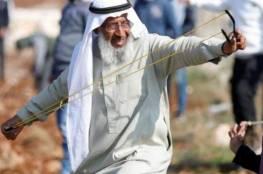"""الاحتلال يعتقل أيقونة المقاومة الشعبية في دير جرير """"أبو العبد"""""""