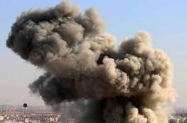 الطائرات الحربية السورية تجدد قصفها لمدينة درعا