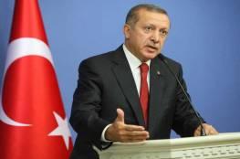 """أردوغان """" سنواصل عملياتنا العسكرية شرقًا حتى داخل العراق """""""