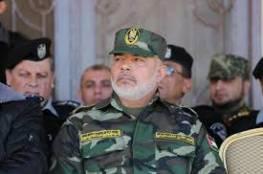 محاولة اغتيال فاشلة لقائد قوى الاجهزة الامنية في غزة بتفجير سيارته