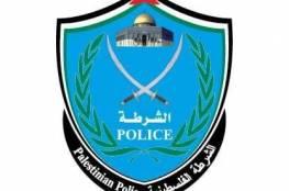 الشرطة الفلسطينية تحبط محاولة تهريب مئات الحبوب المخدرة بين محافظات الوطن