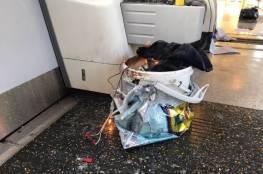 صور وفيديو : انفجار في محطة مترو أنفاق غربي لندن