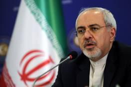 ظريف يدين تصريحات ترامب بخصوص تعليقه على الهجمات في طهران