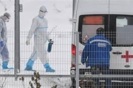 8 ملايين إصابة بكورونا في روسيا