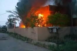 العراق : مقتل 4 عراقيين بانفجار منزل مفخخ في الموصل