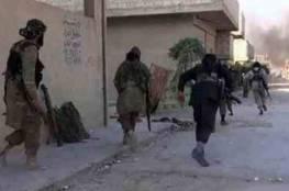 """تنظيم داعش يزعم مقتل 70 عنصراً من قوات """"سوريا الديمقراطية"""" في ريف الرقة"""